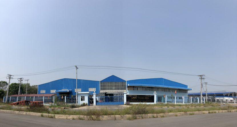 cơ sở sản xuất cơ khí 1