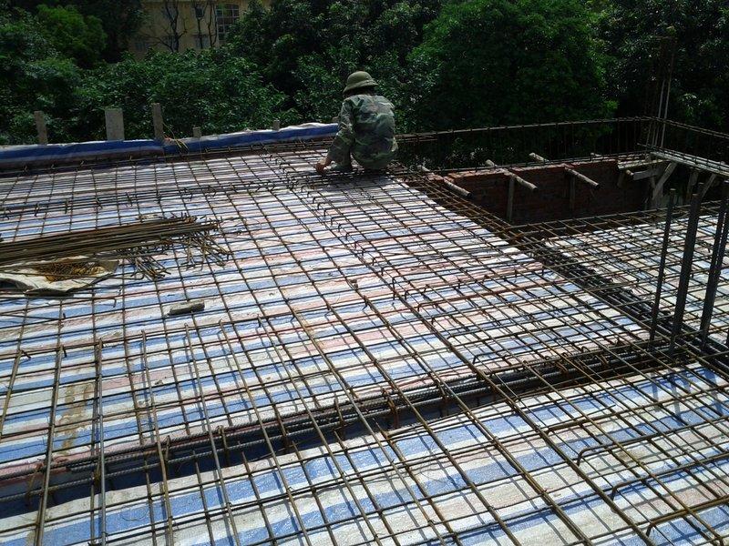 ứng dụng lưới thép hàn trong xây dựng