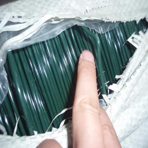 dây thép bọc nhựa pvc 2